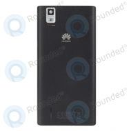 Huawei Ascend P2 Battery cover (black)