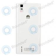 Huawei Ascend P2 Battery cover (white)