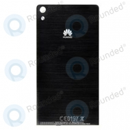 Huawei Ascend P6 Battery cover (black)