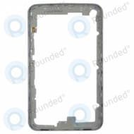 Galaxy Tab 3 (7.0) WiFi SM-T210 Bezel (silver)