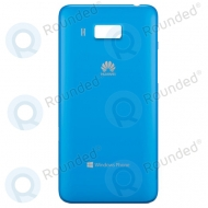 Huawei Ascend W2 Batterycover blue