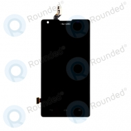Huawei Ascend G700 Display module lcd+digitizer black