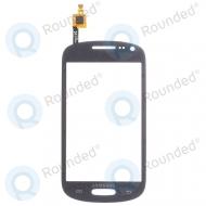 Samsung Galaxy Exhibit T599 Display digitizer, touchpanel dark grey