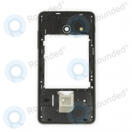 Huawei Ascend Y300 Back, middlecover black
