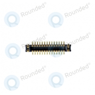 Apple iPhone 5C LCD connector