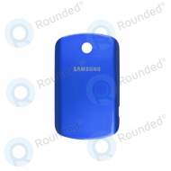 Samsung Galaxy Music Battery cover blauw