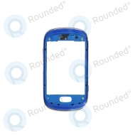 Samsung Galaxy Music Front cover blauw