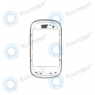 Samsung Galaxy Music Front cover white