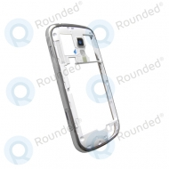 Samsung Galaxy Trend Back, middlecover silver
