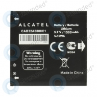 Alcatel CAB32A0000C1 (1500mAh) Battery One Touch Star
