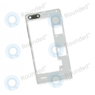 Huawei Ascend G6 Back cover silver PC CW3