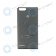 Huawei Ascend G6 Battery cover dark grey CW1-2
