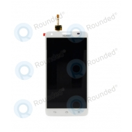 Huawei Ascend G750 Display module LCD + Digitizer white