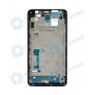 Huawei Ascend G750 Front cover black