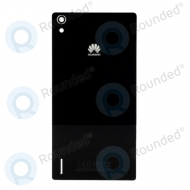 Huawei Ascend P7 Battery cover black