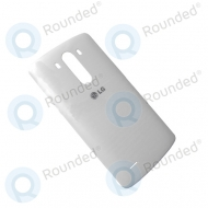 LG G3 (D855) Battery cover white CQ87482401
