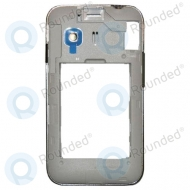 Samsung Galaxy Young II (G130) Middle cover grey GH98-31709A