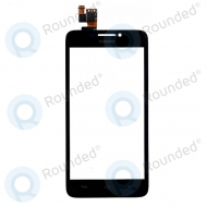 Huawei Ascend G630 Digitizer touchpanel black (version 2)