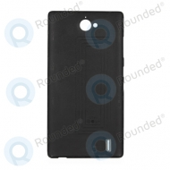 Huawei Ascend G740 Battery cover black