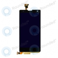 Huawei Ascend G740 Display module LCD + Digitizer black