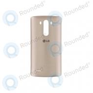 LG G3 (D855) Battery cover gold ACQ87482403