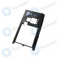 LG Optimus 4X HD (P880) Middle cover black ACQ86030301