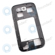 Samsung Galaxy Grand Duos Middle cover black GH98-25752B