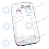Samsung Galaxy Grand Duos Back cover white GH98-25752A