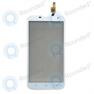 Huawei Ascend G730 Digitizer touchpanel white