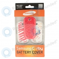 Samsung Corby Case pink 3 pieces