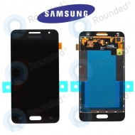 Samsung Galaxy Core 2 (SM-G355) Display unit complete blackGH97-16070B