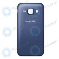 Samsung Galaxy J1 (J100H) Battery cover blue GH98-36516B
