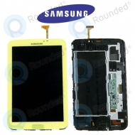 Samsung Galaxy Tab 3 7.0 (T2105) Display unit complete yellowGH97-14754C