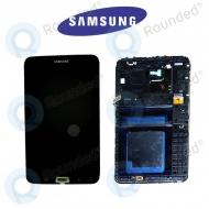 Samsung Galaxy Tab 3 Lite 7.0 (SM-T110) Display unit complete blackGH97-15505B