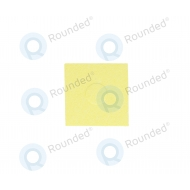 Solder Cleaning Cloth yellow 40 pieces