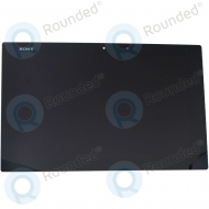 Sony Xperia Z2 Display module frontcover + lcd + digitizer black 1281-2275