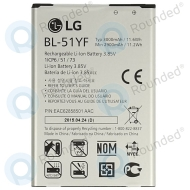 LG BL-51YF Battery 3000mAh EAC62858501, EAC62818401