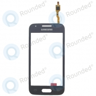 Samsung Galaxy Ace 4 Digitizer touchpanel grey [CLONE] GH96-07242A