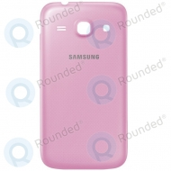 Samsung Galaxy Core Plus (G3500) Battery cover pink GH98-30151C