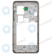 Samsung Galaxy Grand Prime (G530F) Back cover grey GH98-35697B