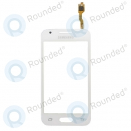 Samsung Galaxy S Duos 3 Digitizer touchpanel white [CLONE] GH96-07242B