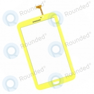 Samsung Galaxy Tab 3 Kids (T2105) Digitizer touchpanel geel