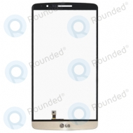 LG G3 (D855) Digitizer touchpanel gold