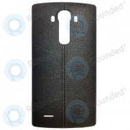 LG G4 (H815, H818) Battery cover black leather