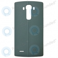 LG G4 (H815, H818) Battery cover blue leather