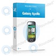 Reparatie pakket Samsung Galaxy Apollo (i5801)