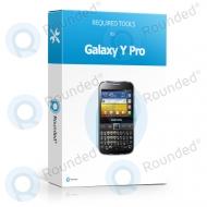 Reparatie pakket Samsung Galaxy Y Pro (B5510)