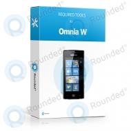 Reparatie pakket Samsung i8350 Omnia W