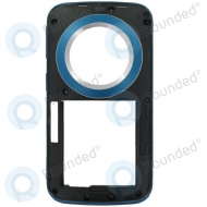 Samsung Galaxy K Zoom (C111, C115) Middle cover blue AD98-15223C
