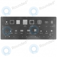 Apple iPhone 6 Board chip BGA template